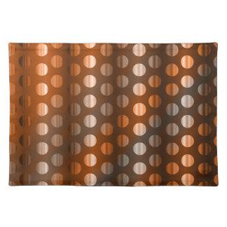 Copper Dots Placemat