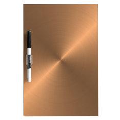 Copper Dry-erase Board at Zazzle