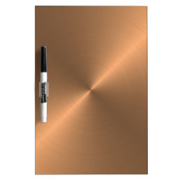 Copper Dry-Erase Board