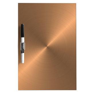 Copper Dry-Erase Board
