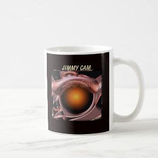 COPPER EYE, JIMMY CAM COFFEE MUG
