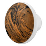 Copper Glory Ceramic Knob