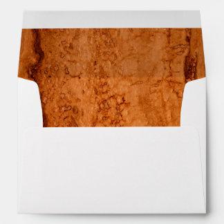 Copper Granite Envelope
