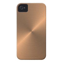 Copper iPhone 4 Cover