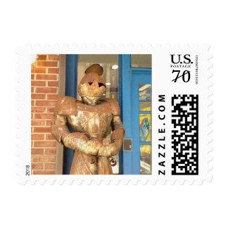 Copper Knight Postage
