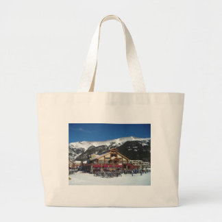 Copper Lodge Jumbo Tote Bag