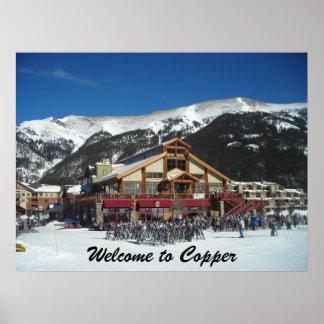 Copper Lodge Poster