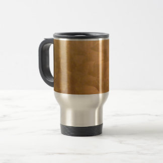 Copper Metallic Hand Brushed 2.0 Travel Mug
