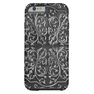 Copper Metalwork Scroll Design Photo Image Tough iPhone 6 Case