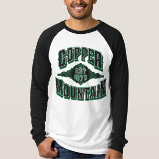 Copper Mountain 1972 Money Shot T-Shirt
