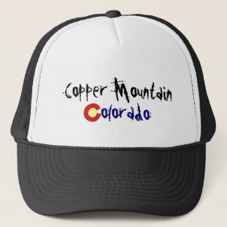 Copper Mountain Colorado hat