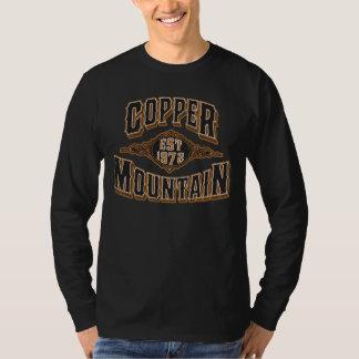 Copper Mountain Copper & Black T-Shirt