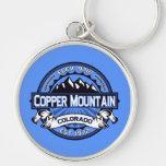 Copper Mountain Keychain