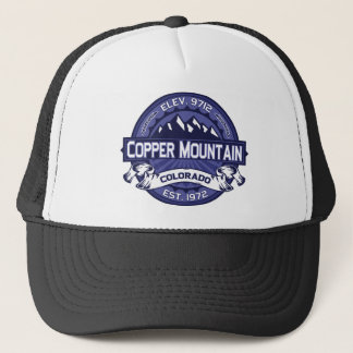 Copper Mountain Midnight Trucker Hat