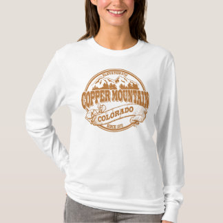Copper Mountain Old Circle Copper T-Shirt