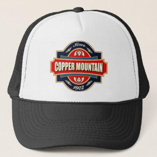 Copper Mountain Old Label Trucker Hat