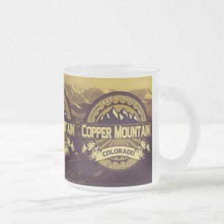 Copper Mountain Sepia Mug