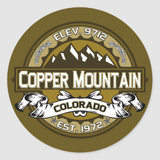 Copper Mountain Stickers