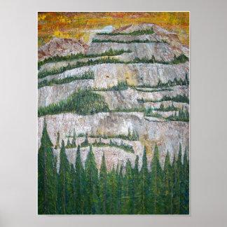 Copper Mountian Print
