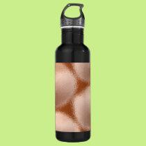 Copper Oranges Water Bottle