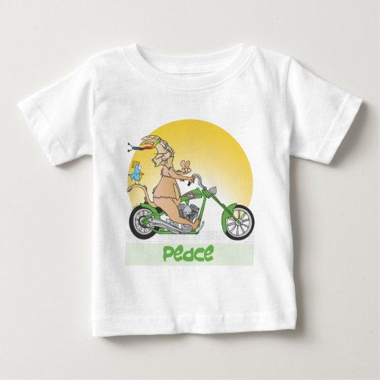 Copper Peace Baby T-Shirt
