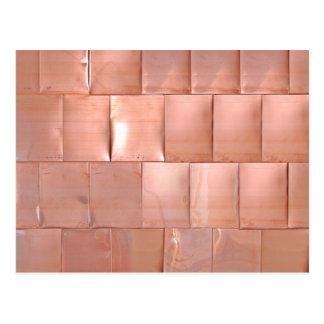 Copper Plates Postcard