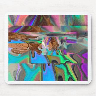 copper Prism Mouse Pad