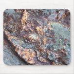 Copper Rocks Mousemat Mouse Pad