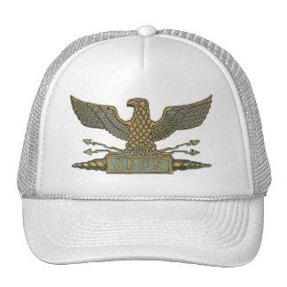 Copper Roman Eagle Hats