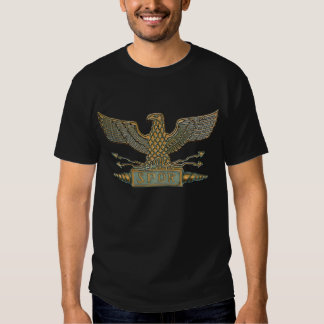 Copper Roman Eagle T-Shirt