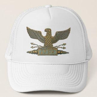 Copper Roman Eagle Trucker Hat