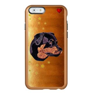 Copper Rotti iPhone 6 Case