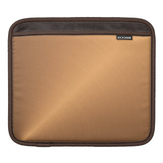 Copper Shine iPad Sleeve