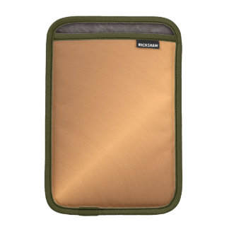 Copper Shine Sleeve For iPad Mini