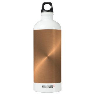 Copper SIGG Traveler 1.0L Water Bottle