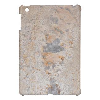 Copper Silver Fancy Rocks iPad Mini Cases