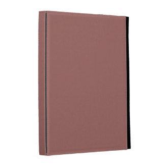 Copper Solid Color iPad Folio Cases