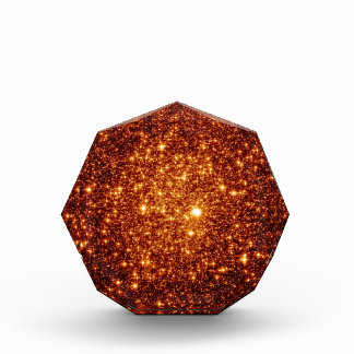 Copper Stars Acrylic Award