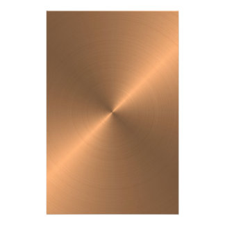 Copper Stationery