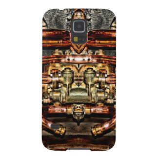 copper steam engine train - steampunk engineer galaxy s5 case