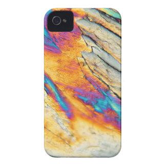 Copper sulfate under the microscope iPhone 4 case