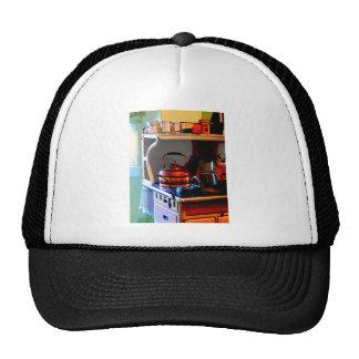 Copper Tea Kettle on Stove Hats