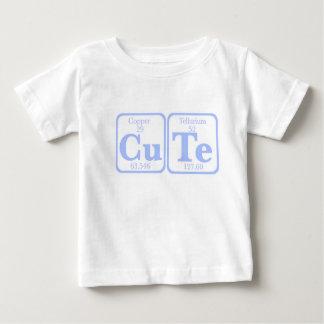 Copper Tellurium (CuTe) -- Blue T-shirt