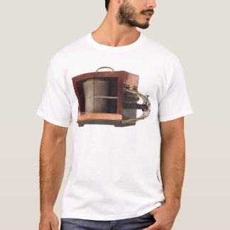 Copper thermograph T-Shirt