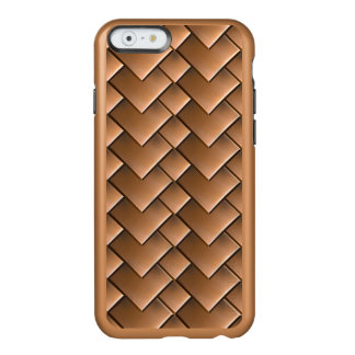 Copper Tiles iPhone 6/6S Incipio Shine Case