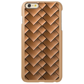 Copper Tiles iPhone 6/6S Plus Incipio Shine Case
