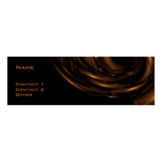 Copper Tubes Business Cards