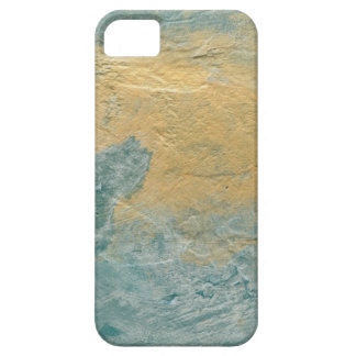 Copper Turquoise Faux Finish Case For iPhone 5/5S
