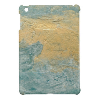 Copper Turquoise Faux Finish Cover For The iPad Mini