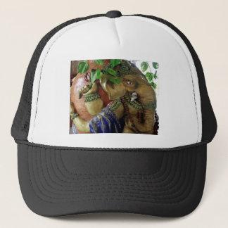 Copper vessel. ELEPHANT HEAD GANESHA GANAPATI Trucker Hat